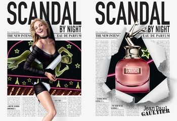 Scandal by Night новият аромат от  Jean Paul Gaultier
